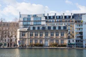 Maison des Canaux Bassin de la Villette